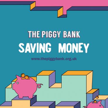 Saving Money - The Piggy Bank