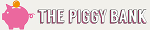 The Piggy Bank Logo - Mobile